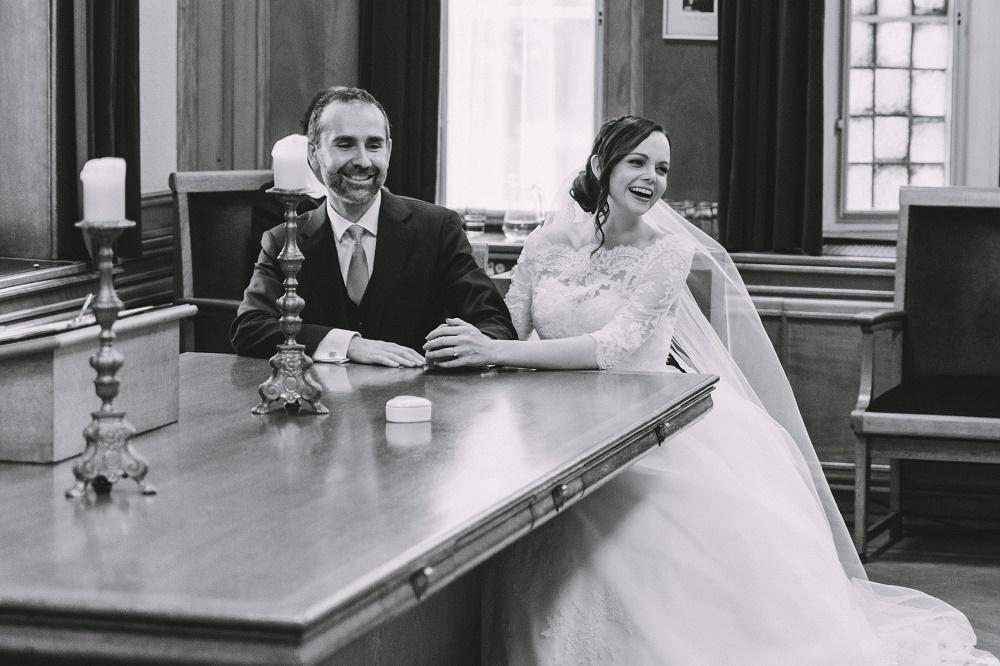 trouwen in het Oude raadhuis