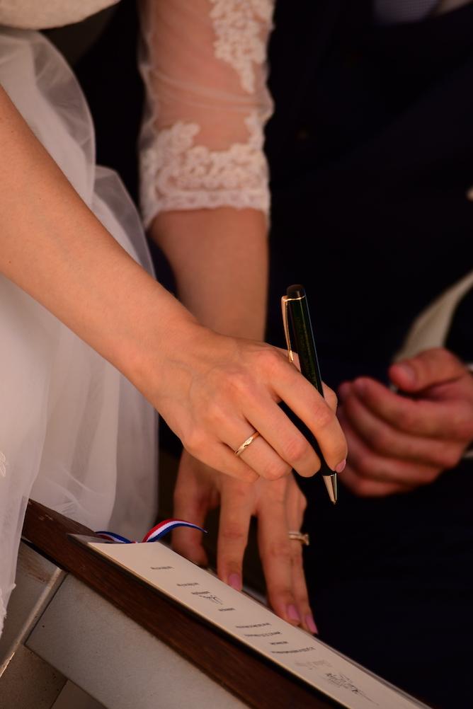 trouwen op la fragne