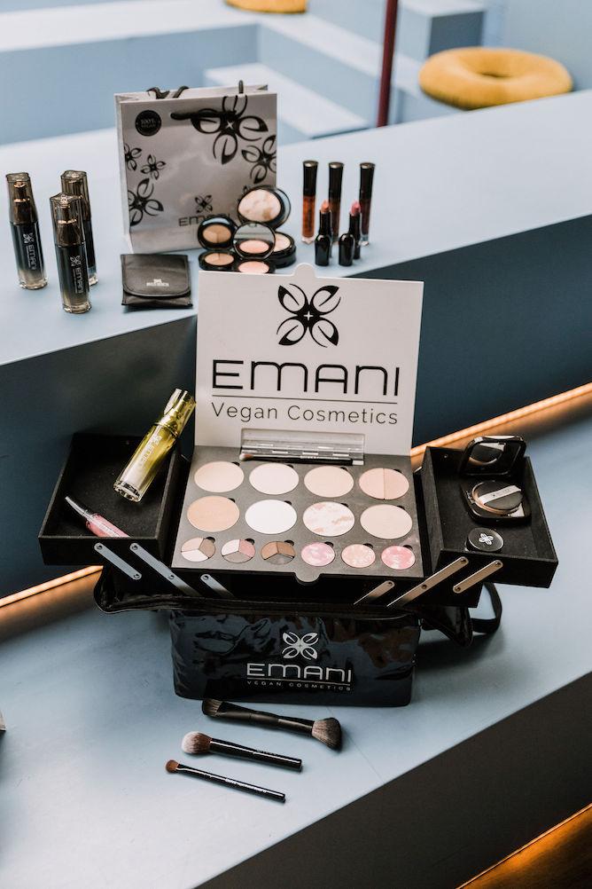Emani Vegan cosmetics