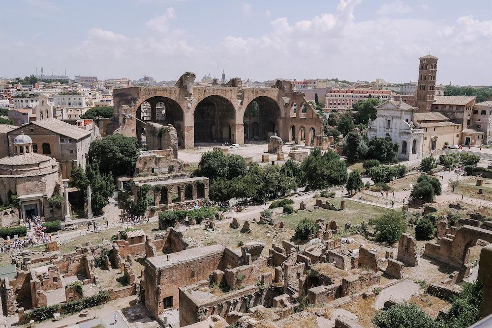Forum Romanum Rome