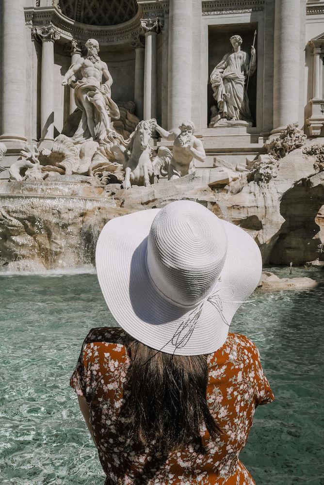 Stedentrip naar Rome