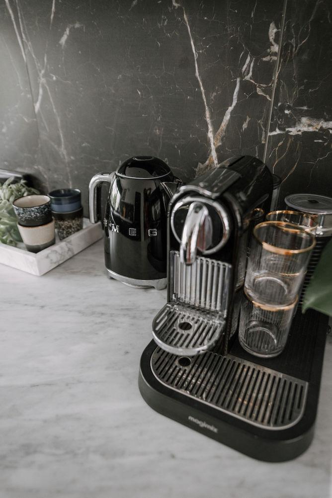 georganiseerde en opgeruimde keuken