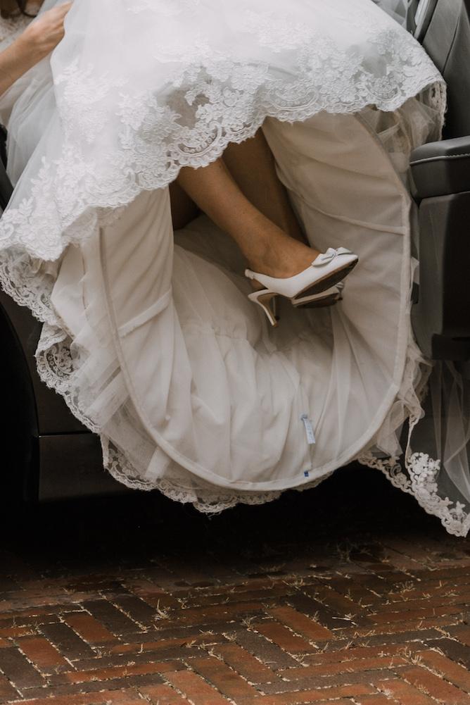 kopen van je trouwschoenen