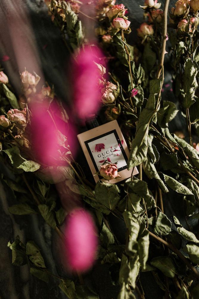 bloemige lente-parfums