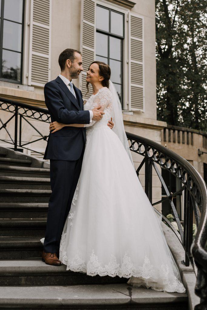 bruiloft in Parc Broekhuizen