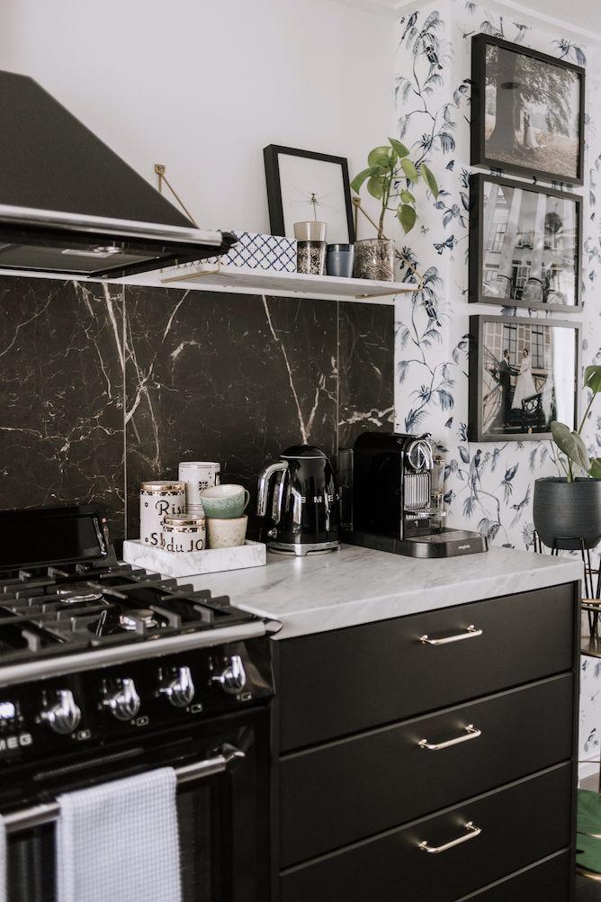 je keuken gezellig maken