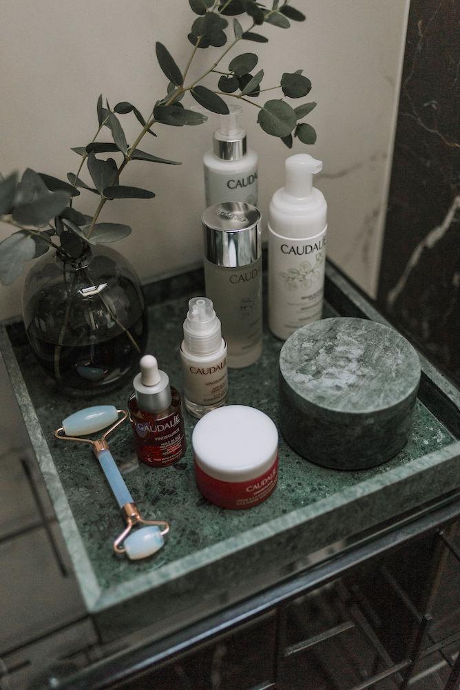 ideale avond skincare routine