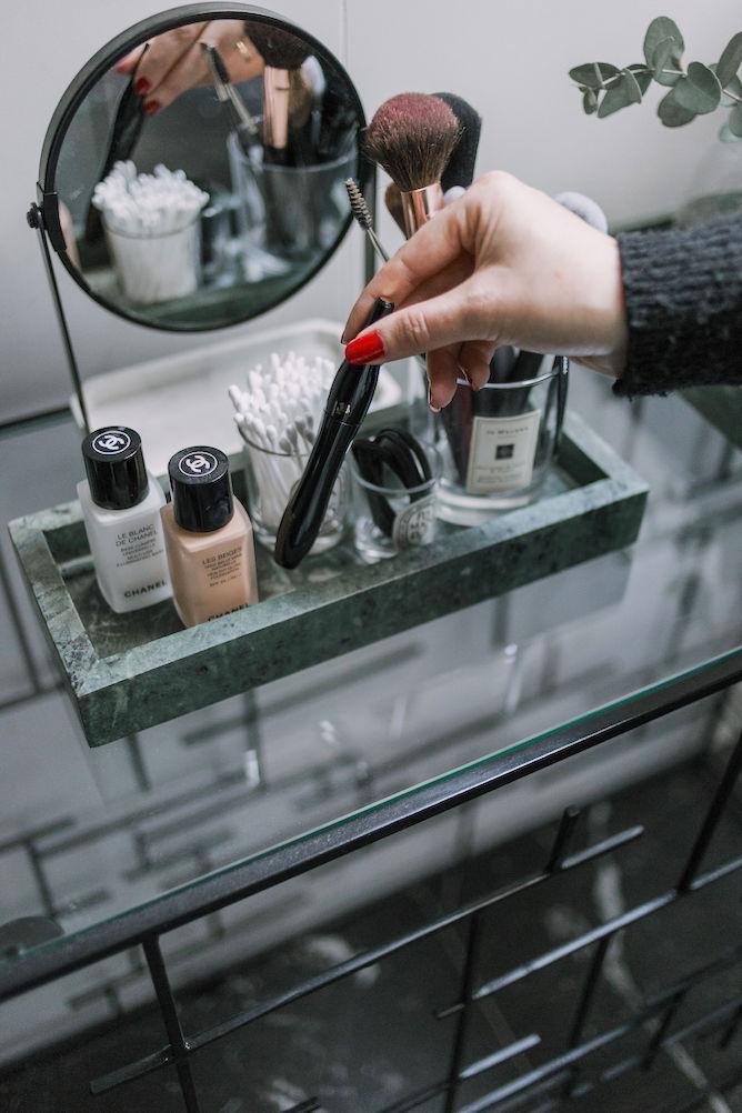 make-up langer goed