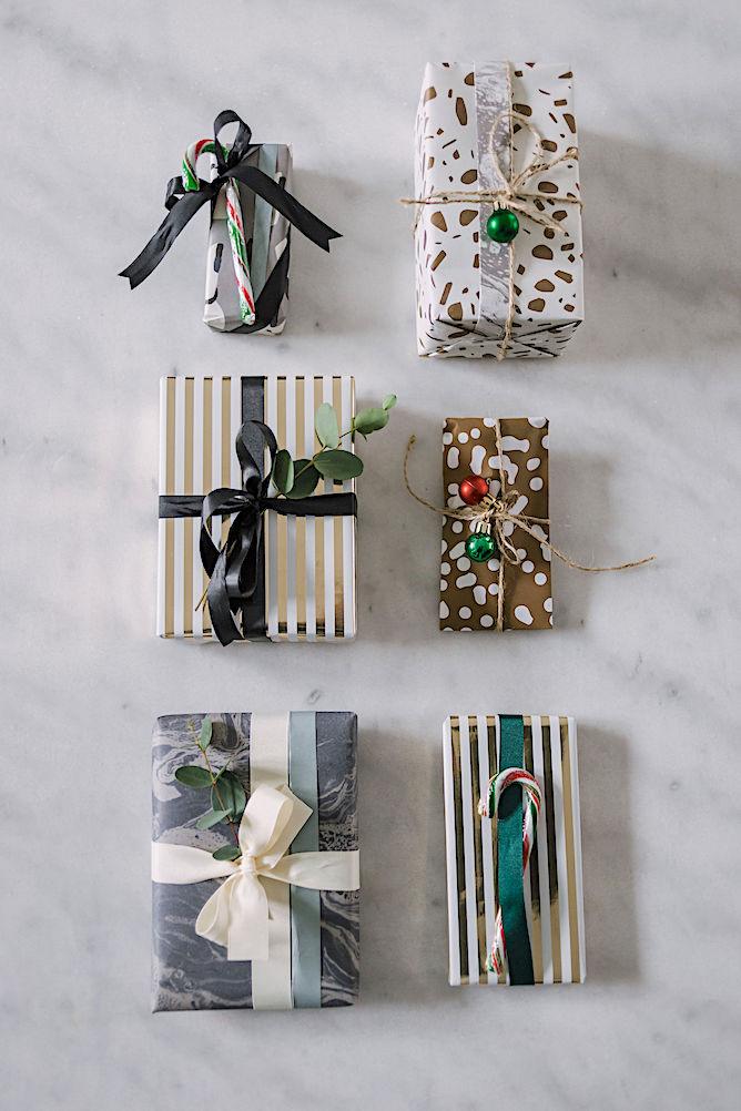 cadeautjes inpakken inspiratie