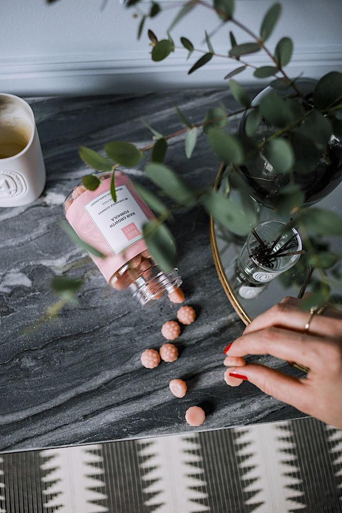 hairlust hair growth formula gummies