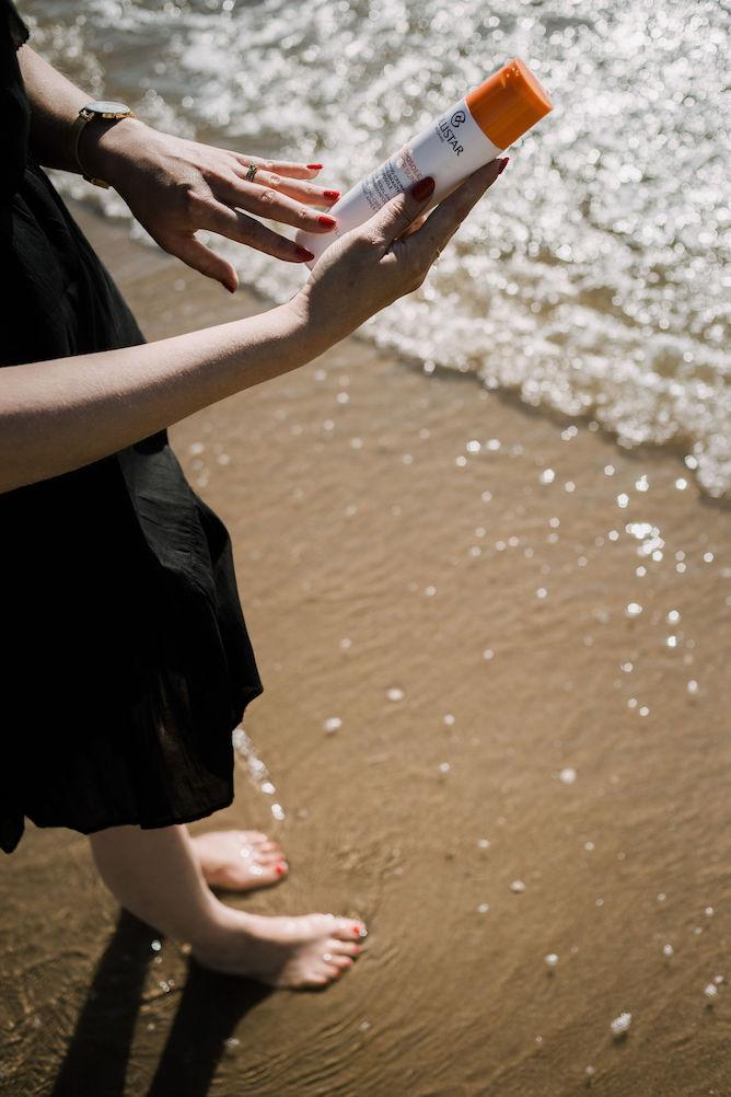 collistar doposole after sun shampoo